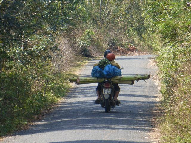 Lak Lake motorbike