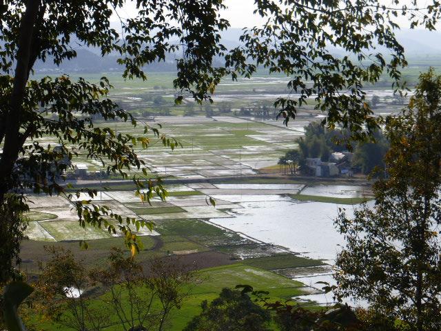 Lak Lake view
