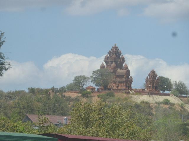 Ho Chi Minh to Hanoi temple