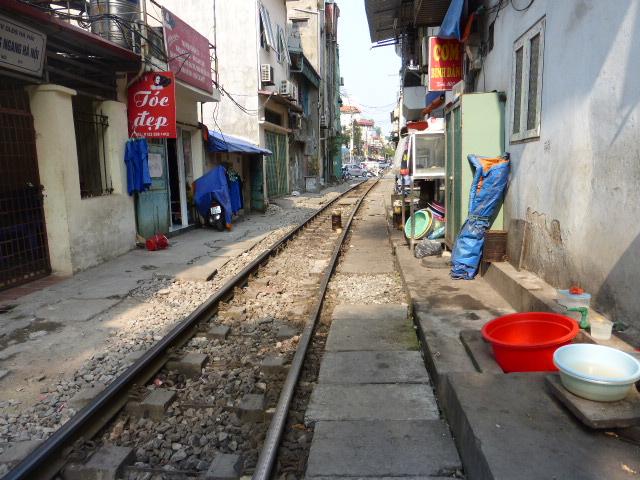 Ho Chi Minh to Hanoi
