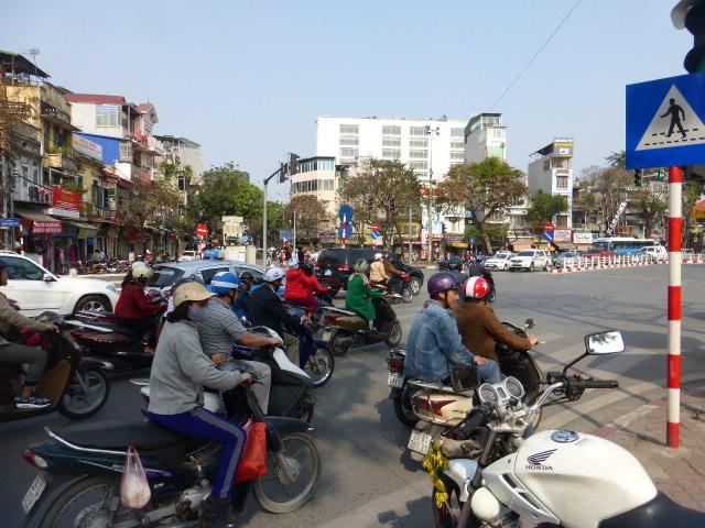 Hanoi bikes