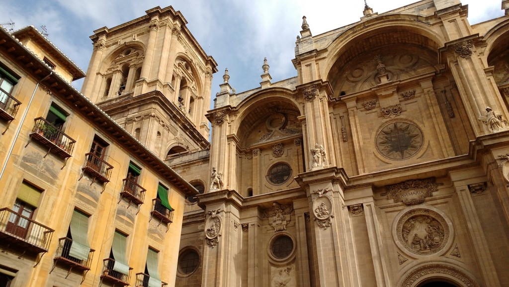 discover Granada - the cathedral