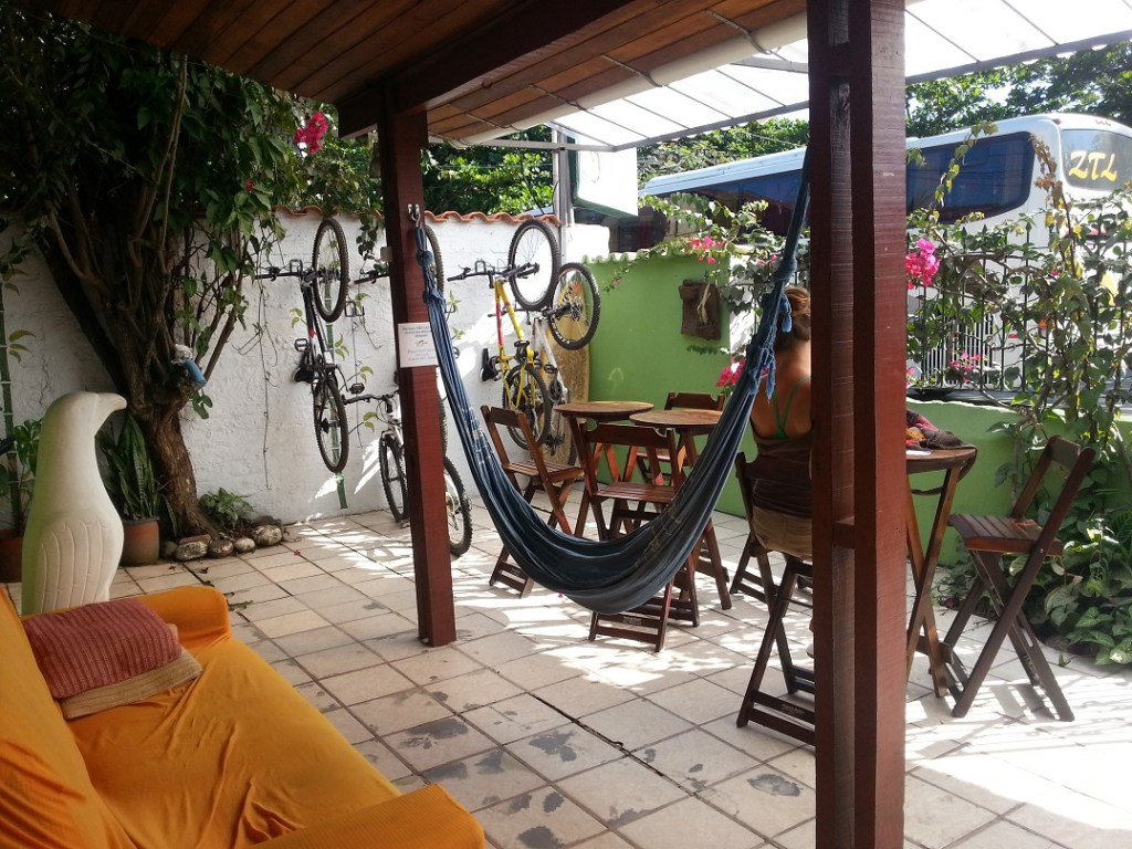 hostel tips and how not to behave in a hostel - Brazil