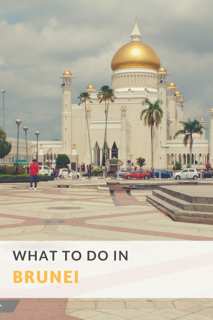 Pinterest image for What to do in Brunei