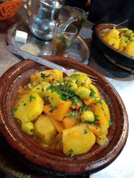 the very best vegetable tagine