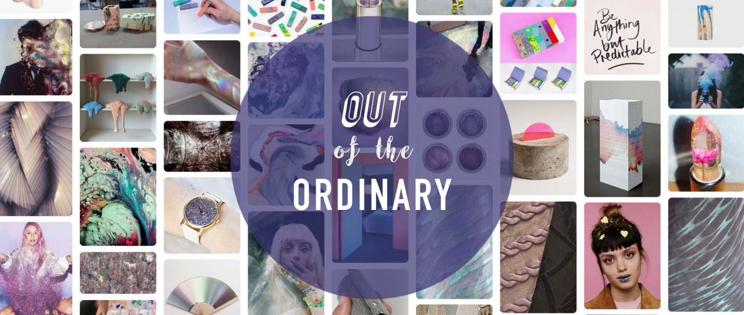 TREND UPDATE: Out of the Ordinary