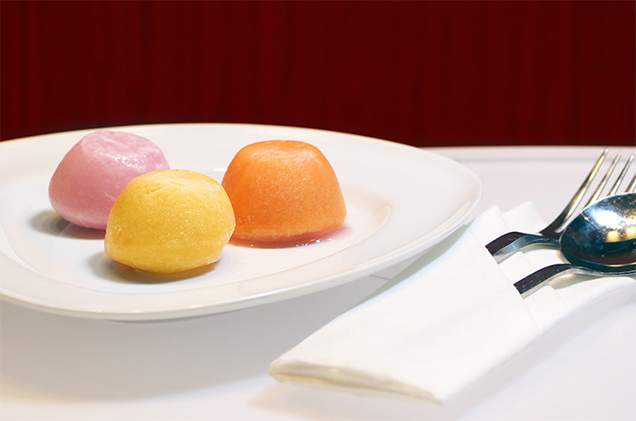delightful mochi ice creams