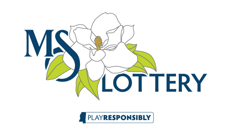 logo for the Mississippi State Lottery
