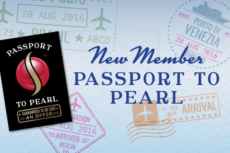 New Member: Passport to Pearl