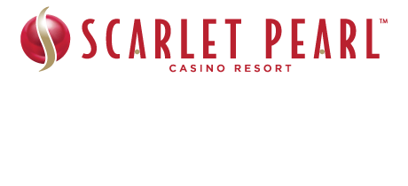 Logo for Scarlet Pearl Casino Resort