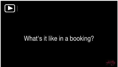 whats it like in a booking KK upload