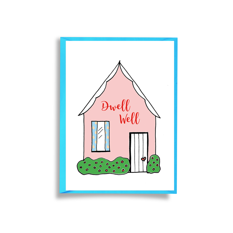 New home greeting card scarlett valentine new home greeting card m4hsunfo