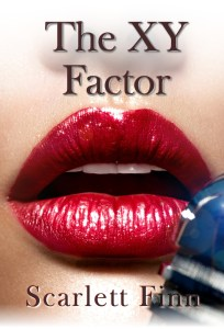 New cover for The XY Factor!