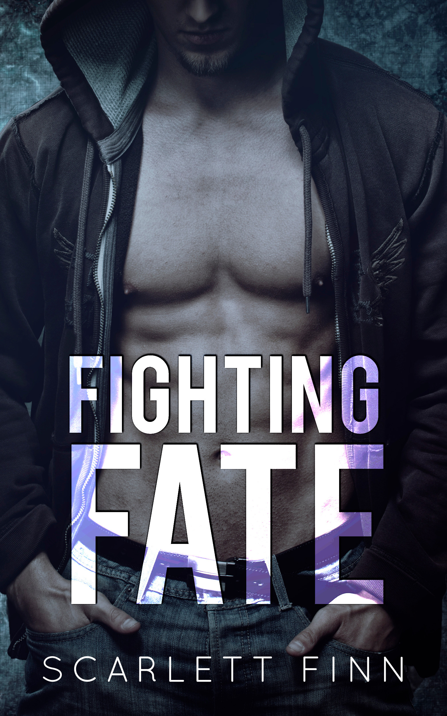 FIGHTING FATE AMAZON FRONT COVER