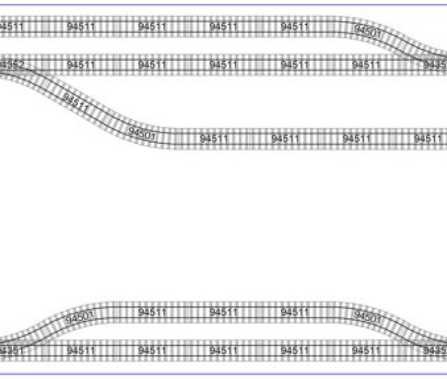 This Simple Plan Uses Bachmann G Scale Tracks With Model Gauge Of 45mm And Scale Ratio Of 1 22 Multiplying Of  Gives 990mm Or Near 1m Which Is