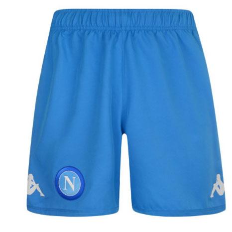 Kappa - Napoli Pantaloncini Ufficiali 2017-18