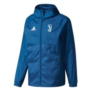 adidas - Juventus Giacca Antipioggia Ufficiale 2017-18
