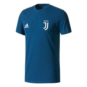 adidas - Juventus T-shirt Ufficiale 2017-18
