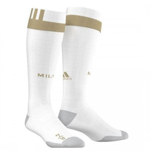 adidas - Milan Calzettoni Ufficiali Bianchi 2016-17