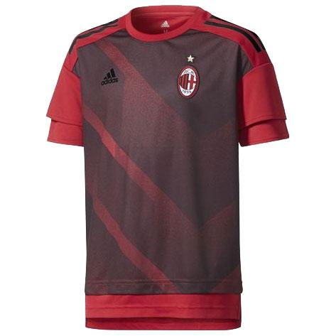 adidas - Milan Maglia Pre-Match Ufficiale 2017-18