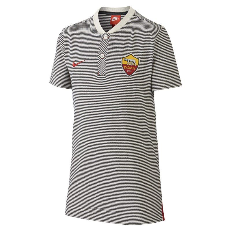 Polo A.S. Roma Modern Authentic Grand Slam - Ragazzi - Cream