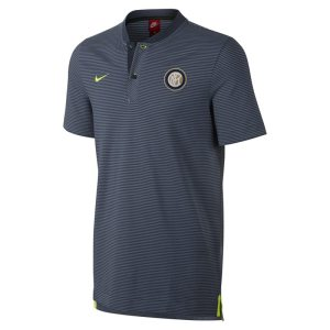 Polo FC Internazionale Modern Authentic Grand Slam - Uomo - Blu
