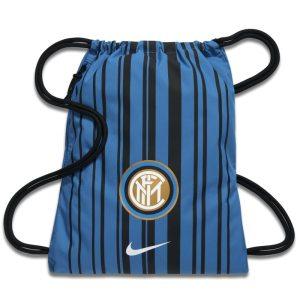 Sacca da calcio FC Internazionale Stadium - Blu