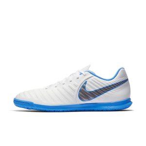 Scarpa da calcio per campo indoor Nike TiempoX Legend VII Club - Bianco