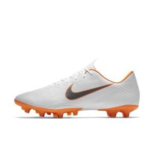 Scarpa da calcio per erba artificiale Nike Mercurial Vapor XII Pro AG-PRO - Bianco