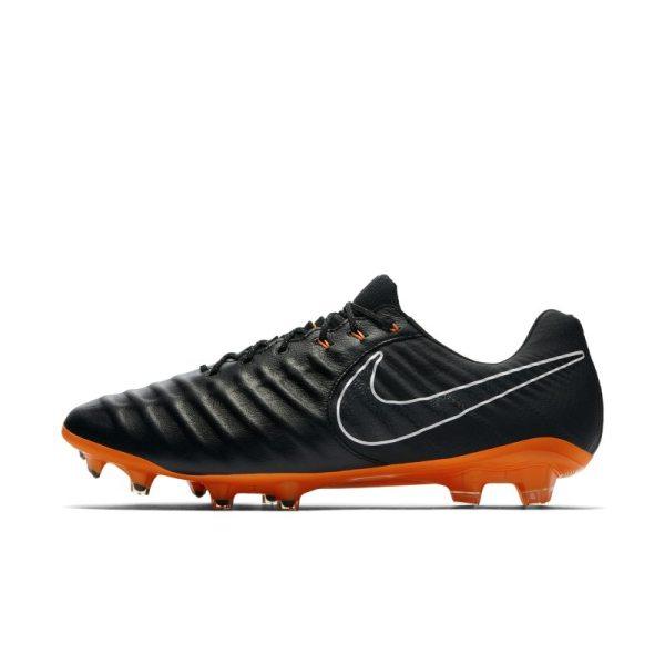 Scarpa da calcio per terreni duri Nike Tiempo Legend VII Elite - Nero