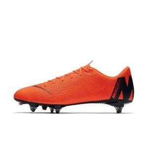 Scarpa da calcio per terreni morbidi Nike Mercurial Vapor XII Academy SG-PRO - Arancione