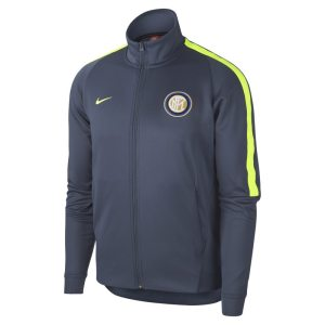 Track jacket FC Internazionale Authentic N98 - Uomo - Blu