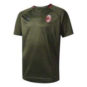 adidas - JUNIOR Milan Maglia Allenamento Verde 2016-17