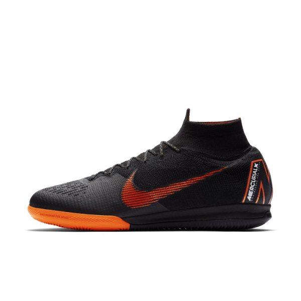 Scarpa da calcio per campi indoor Nike MercurialX Superfly 360 Elite - Nero