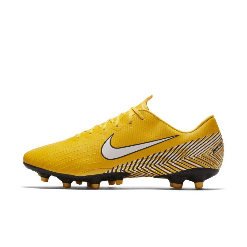 Scarpa da calcio per erba artificiale Nike Mercurial Vapor XI Neymar AG-PRO - Giallo