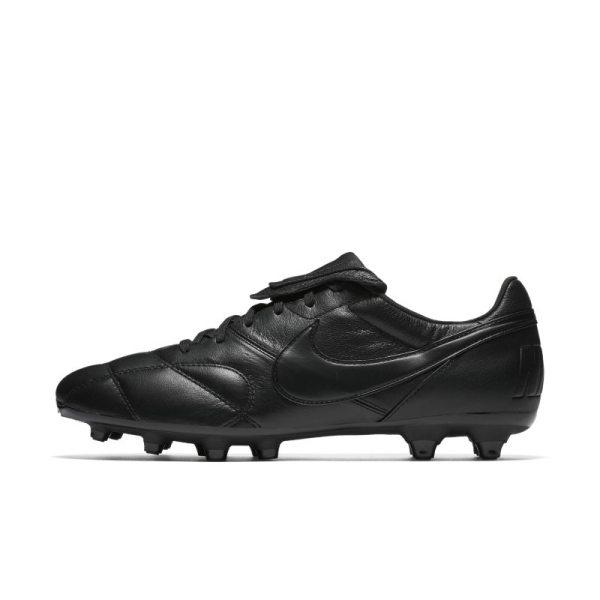 Scarpa da calcio per terreni duri Nike Premier II - Nero