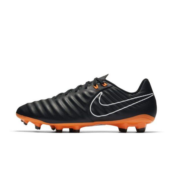 Scarpa da calcio per terreni duri Nike Tiempo Legend VII Academy - Nero