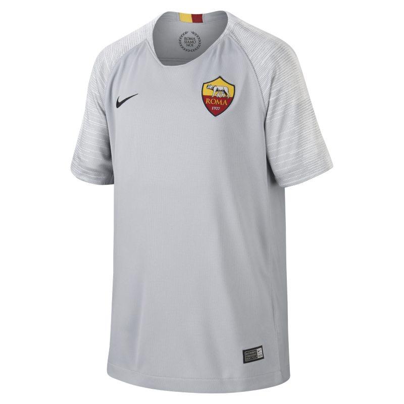 Maglia da calcio 2018/19 A.S. Roma Stadium Away - Ragazzi - Grigio