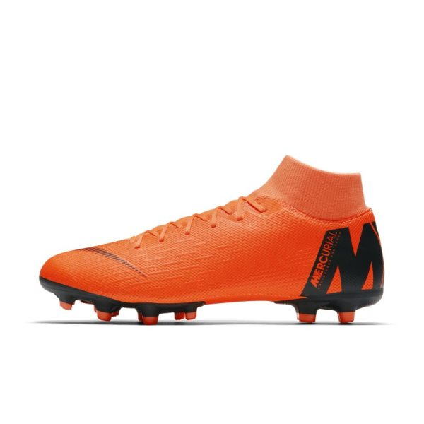 Scarpa da calcio multiterreno Nike Mercurial Superfly VI Academy MG - Arancione
