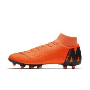 Scarpa da calcio multiterreno Nike Mercurial Superfly VI Academy MG - Arancione