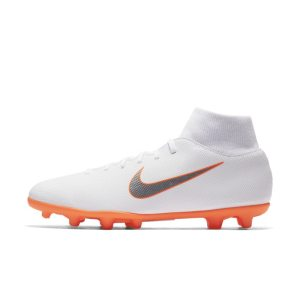 Scarpa da calcio multiterreno Nike Mercurial Superfly VI Club MG - Bianco