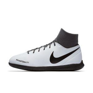 Scarpa da calcio per campo indoor/cemento Nike Phantom Vision Club Dynamic Fit - Silver
