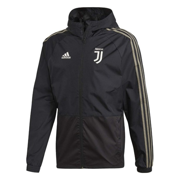 adidas - Juventus Rain Jacket Ufficiale 2018-19