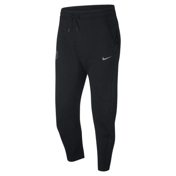 Pantaloni Inter Tech Fleece - Uomo - Nero
