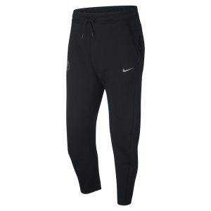 Pantaloni Inter Tech Fleece - Uomo - Nero