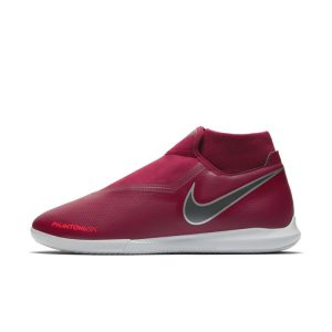Scarpa da calcio per campo indoor/cemento Nike Phantom Vision Academy Dynamic Fit - Red