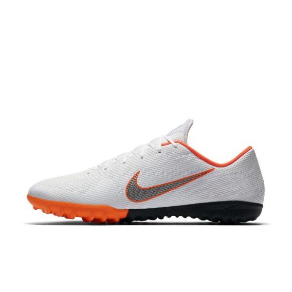 Scarpa da calcio per erba sintetica Nike MercurialX Vapor XII Academy - Bianco
