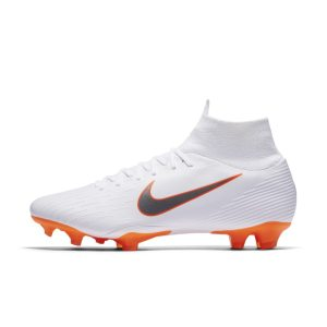 Scarpa da calcio per terreni duri Nike Mercurial Superfly VI Pro Just Do It - Bianco