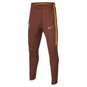 Pantaloni da calcio A.S. Roma Dri-FIT Squad - Ragazzi - Red