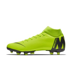 Scarpa da calcio multiterreno Nike Mercurial Superfly VI Academy - Giallo